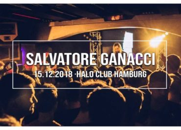 Salvatore Ganacci im Halo Club Hamburg